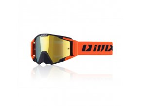 MX IMX BRÝLE SAND ORANGE MATT BLACK