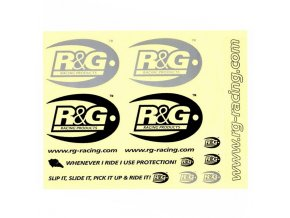 Sada samolepek RG Racing