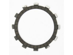 Spojková lamela (rozměry 148x112x2.8, 12 zubů)