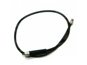 Náhon tachometru PEUGEOT LUDIX CLASSIC 50 14 / LUDIX ONE 10 (04) ,délka:vnitřní: 83mm ,venkovní: 82mm