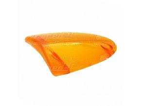 Sklíčko blinkru, přední levý APRILIA SR DITECH 50 / SR 50 STREET / LEONARDO 125/150/250 (99-01) / LEONARDO 125-150-250 ST (01-) žl