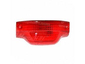 Sklíčko zadního světla YAMAHA BWS ORIGINAL 50 (97-98) / MBK BOOSTER 50 (90-94) / ROAD (