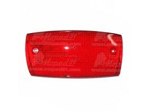 Sklíčko zadního světla PEUGEOT SPEEDAKE 50 / BUXY 50 / ZENITH 50 (12V 21/5W Bay15d P21/5W)