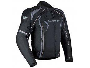 MBW NEO BLACK pánská textilní moto bunda