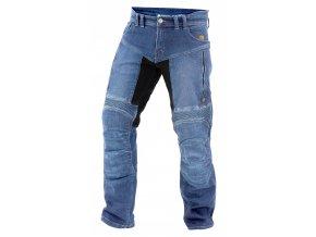 TRILOBITE 661 PARADO MEN BLUE TÜV CE kevlarové jeansy