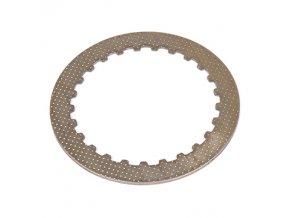 Spojkové plechy (rozměry 148x116x2.8, 12 zubů)