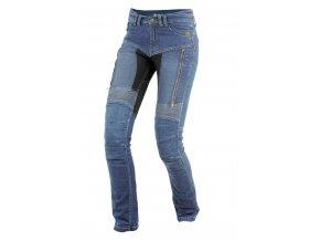 TRILOBITE 661 PARADO LADY TÜV CE LONG kevlarové jeansy prodloužené