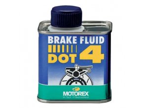 MOTOREX BRAKE FLUID DOT4 brzdová kapalina 250 g