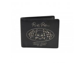 RUSTY PISTONS RPWL04 SA01-B FESTUS kožená peněženka