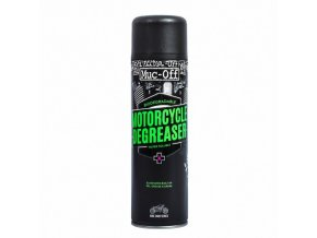MUC-OFF MOTORCYCLE DEGREASER biologický čistič mastnoty ve spreji 500 ml