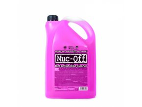 MUC-OFF BIKE CLEANER NANO TECH čistič motocyklů 5 l