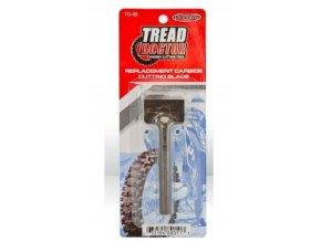 HARDLINE TREAD DOCTOR náhradní nůž pro řezačku na moto pneu