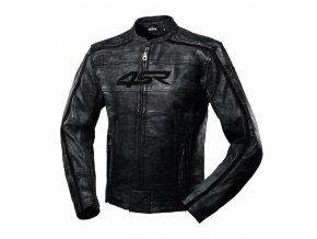 4SR BOBBER pánská kožená moto bunda