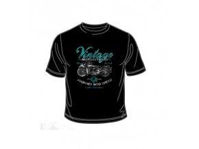 Pánské tričko - Vintage Motorcycles