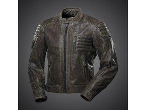 4SR COOL RETRO kožená pánská moto bunda