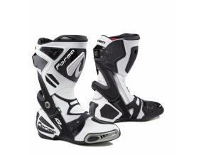 FORMA ICE PRO boty na motorku bílé