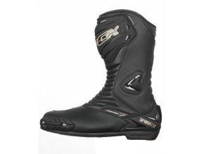 TCX S-SPORTOUR EVO moto boty černé