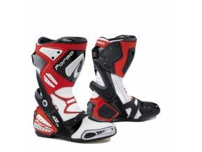 FORMA ICE PRO moto boty červené