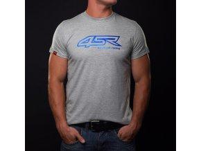 4SR BLUE METAL tričko pánské