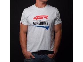 4SR SUPERBIKE pánské tričko