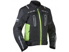 MBW LIME AIR´n´DRY dámská i pánská textilní bunda černá s pláštěnkou ... df2951b43b4