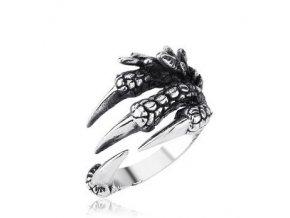 Prsten orlí drápy