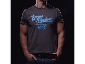 4SR RS GREY - pánské tričko