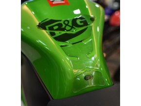 Tří dílný Tank Pad RG Racing, transparentní