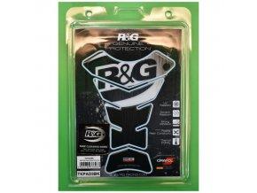 Tří dílný Tank Pad RG Racing, černá