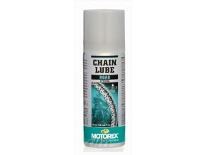 MOTOREX CHAIN LUBE Road - mazivo na řetězy 56ml
