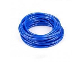 Palivová hadička, průměr 6mm, délka 1m, modrá