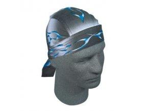 ZANHEADGEAR FLYDANNA HEADWRAPS Tank flame - šátek na hlavu