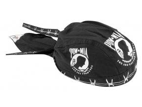 ZANHEADGEAR FLYDANNA HEADWRAPS POW/MIA - šátek na hlavu
