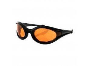 BOBSTER ES114A - sluneční brýle, oranžové sklo