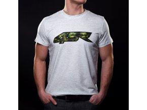 4SR CAMO pánské tričko