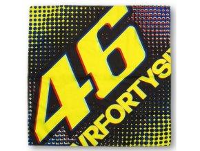 VR46 Valentino Rossi šátek bandana