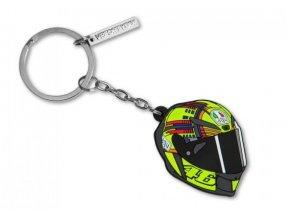 Valentino Rossi VR46 klíčenka Helmet