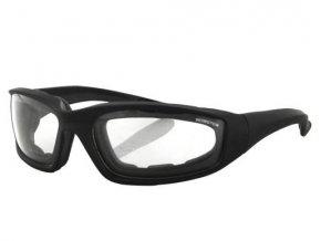 BOBSTER  FOAMERZ II - sluneční brýle, čiré sklo