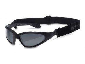 BOBSTER  GXR - motocyklové sluneční brýle, tmavé sklo