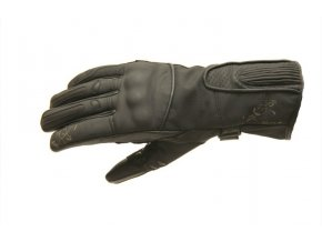 SPARK NELLA dámské kožené rukavice na motorku, černé