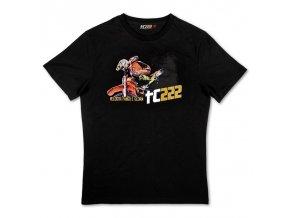 TC222 Tony Cairoli 222 - pánské triko černé