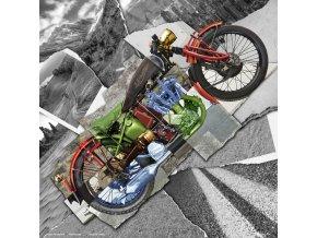 ZANHEADGEAR DELUXE MOTORCYCLE MONTAGE - šátek