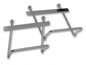 Podpěry brašen s podporou pro Kawasaki VN 2000