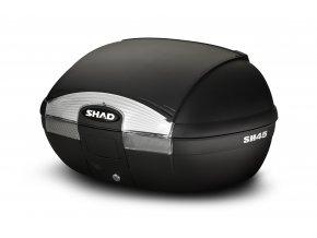 SHAD SH45 vrchní kufr černý