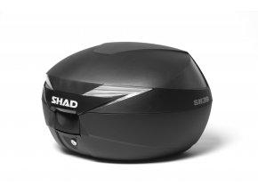 SHAD SH39 vrchní kufr černý