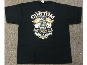 Pánské tričko - Custom Motorcycle III