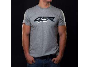 4SR SILVER CARBON pánské tričko