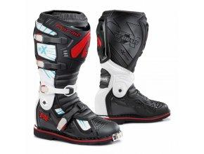 FORMA TERRAIN TX motoboty černo/bílo/červené