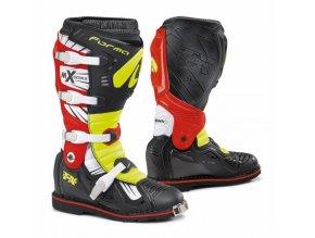 FORMA TERRAIN TX motoboty TX černo/žluté fluo/červené