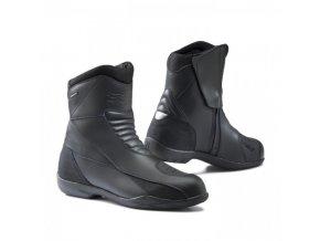 TCX X-RIDE WP - moto boty černé